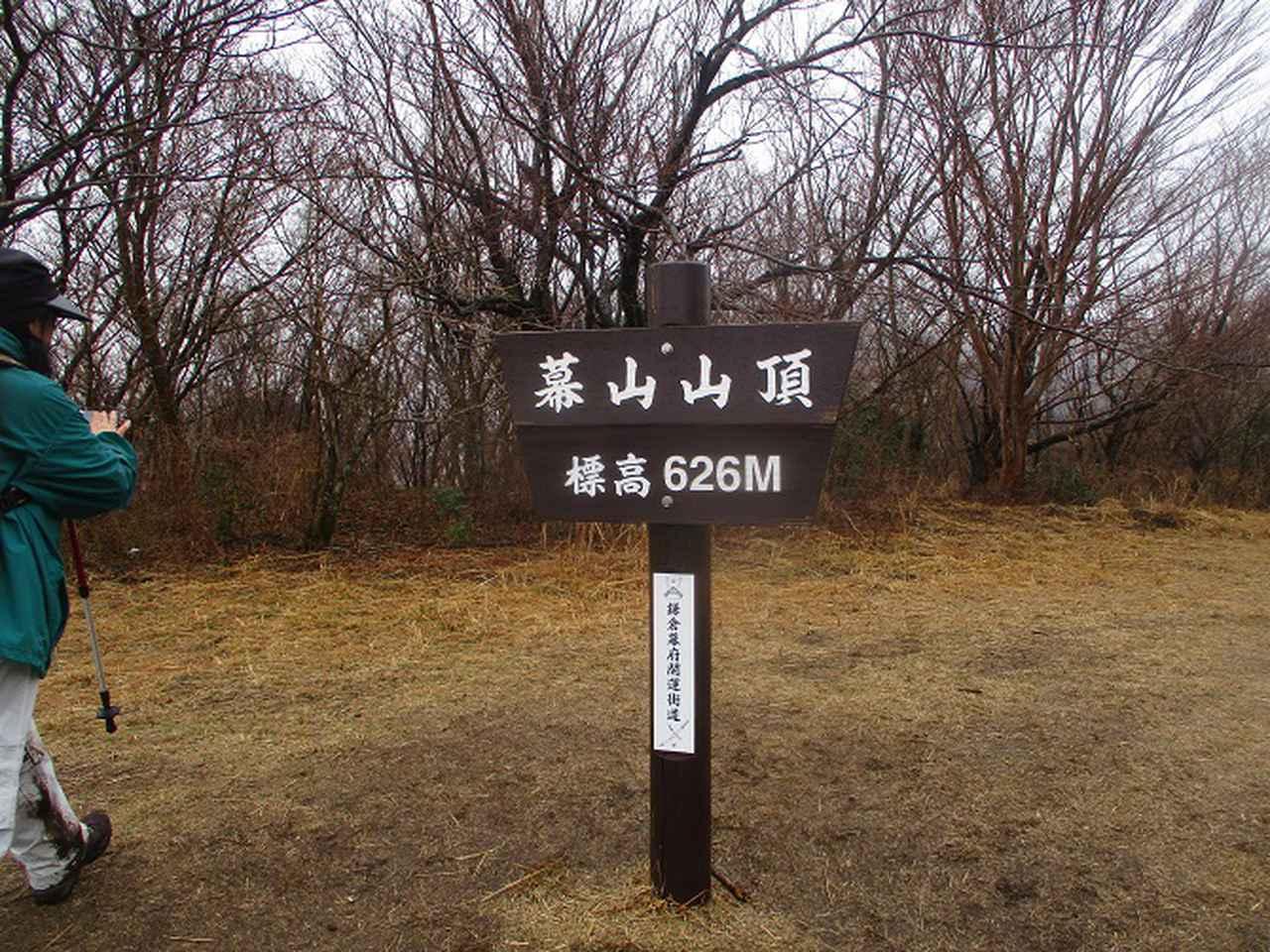 画像7: 3月2日に山旅会 幕山と南郷山 ツアーに行ってきました!