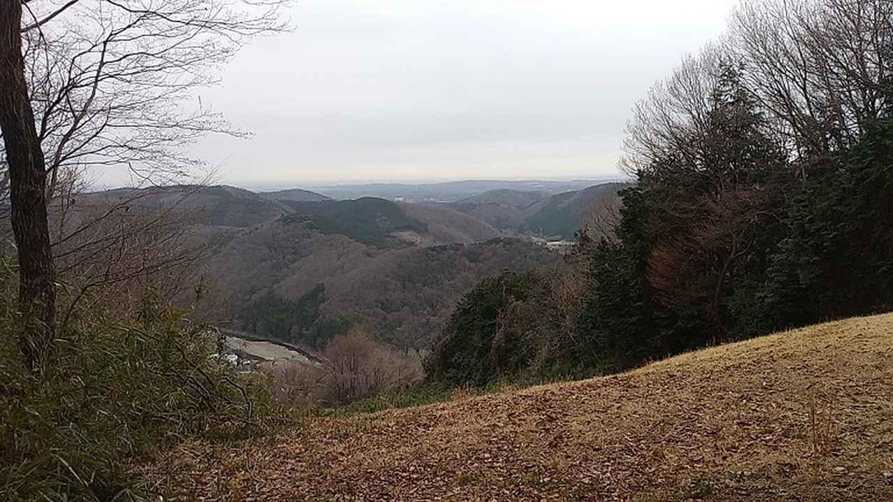 画像3: 3月の山旅会 仙元山から嵐山渓谷 ツアーの下見に行ってきました!