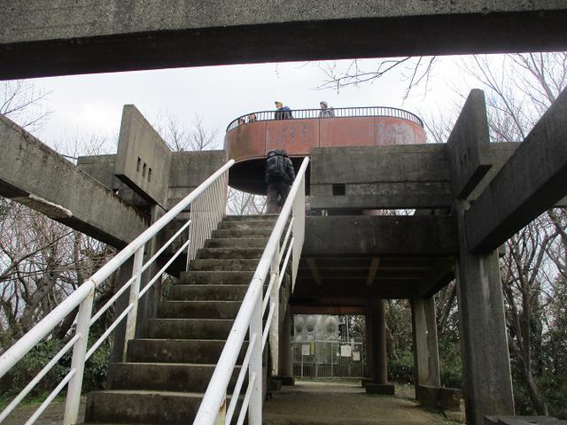 画像9: 3月7日に山旅会 大楠山から衣笠城跡 ツアーに行ってきました!