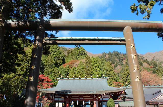 画像: 大山阿夫利神社