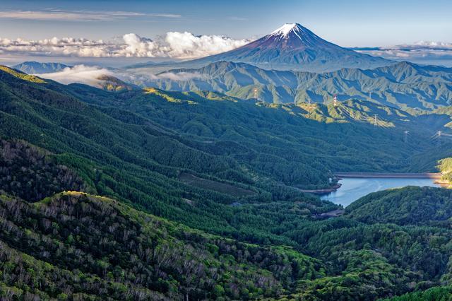 画像2: 山頂からの絶景