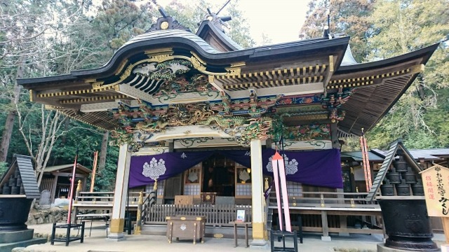 画像: 宝登山神社