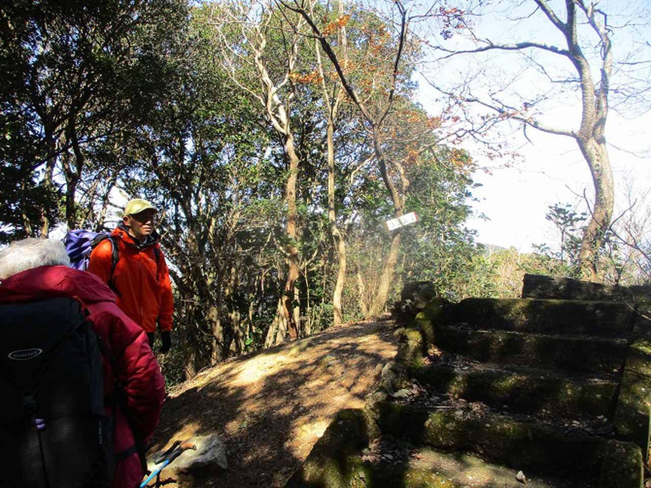 画像6: 3月5日から山旅会 「田原アルプスと神石山」 ツアーに行ってきました!