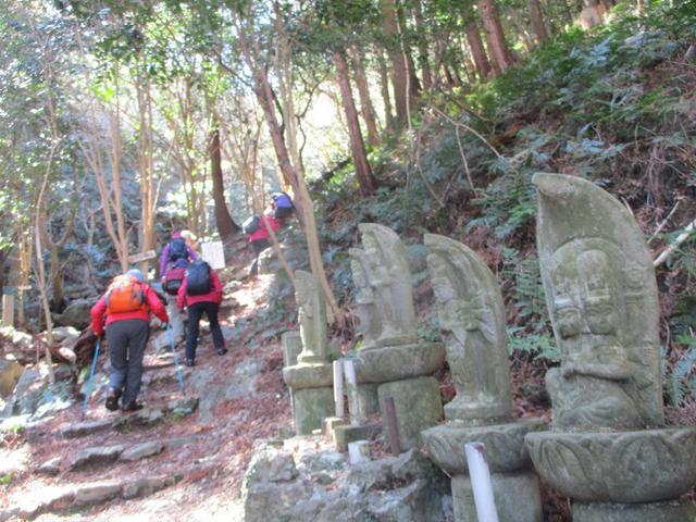 画像2: 3月5日から山旅会 「田原アルプスと神石山」 ツアーに行ってきました!