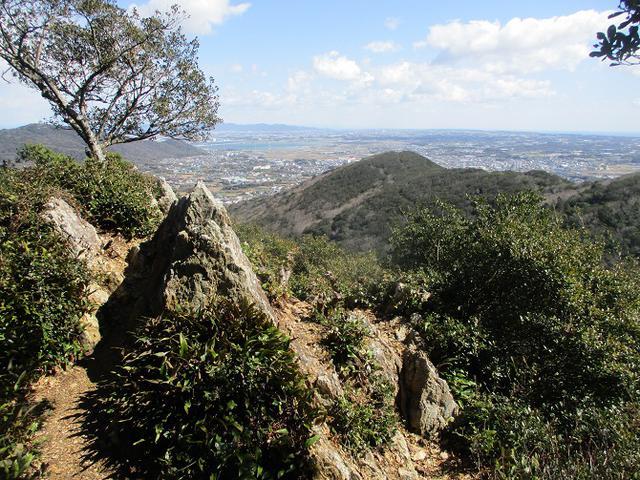 画像4: 3月5日から山旅会 「田原アルプスと神石山」 ツアーに行ってきました!
