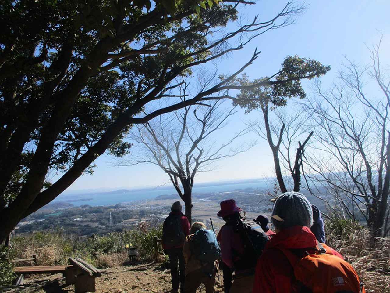 画像3: 3月5日から山旅会 「田原アルプスと神石山」 ツアーに行ってきました!