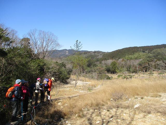 画像15: 3月5日から山旅会 「田原アルプスと神石山」 ツアーに行ってきました!