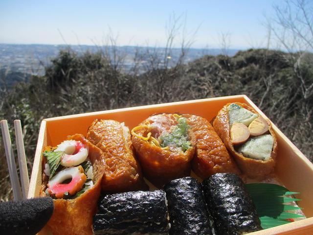 画像12: 3月5日から山旅会 「田原アルプスと神石山」 ツアーに行ってきました!