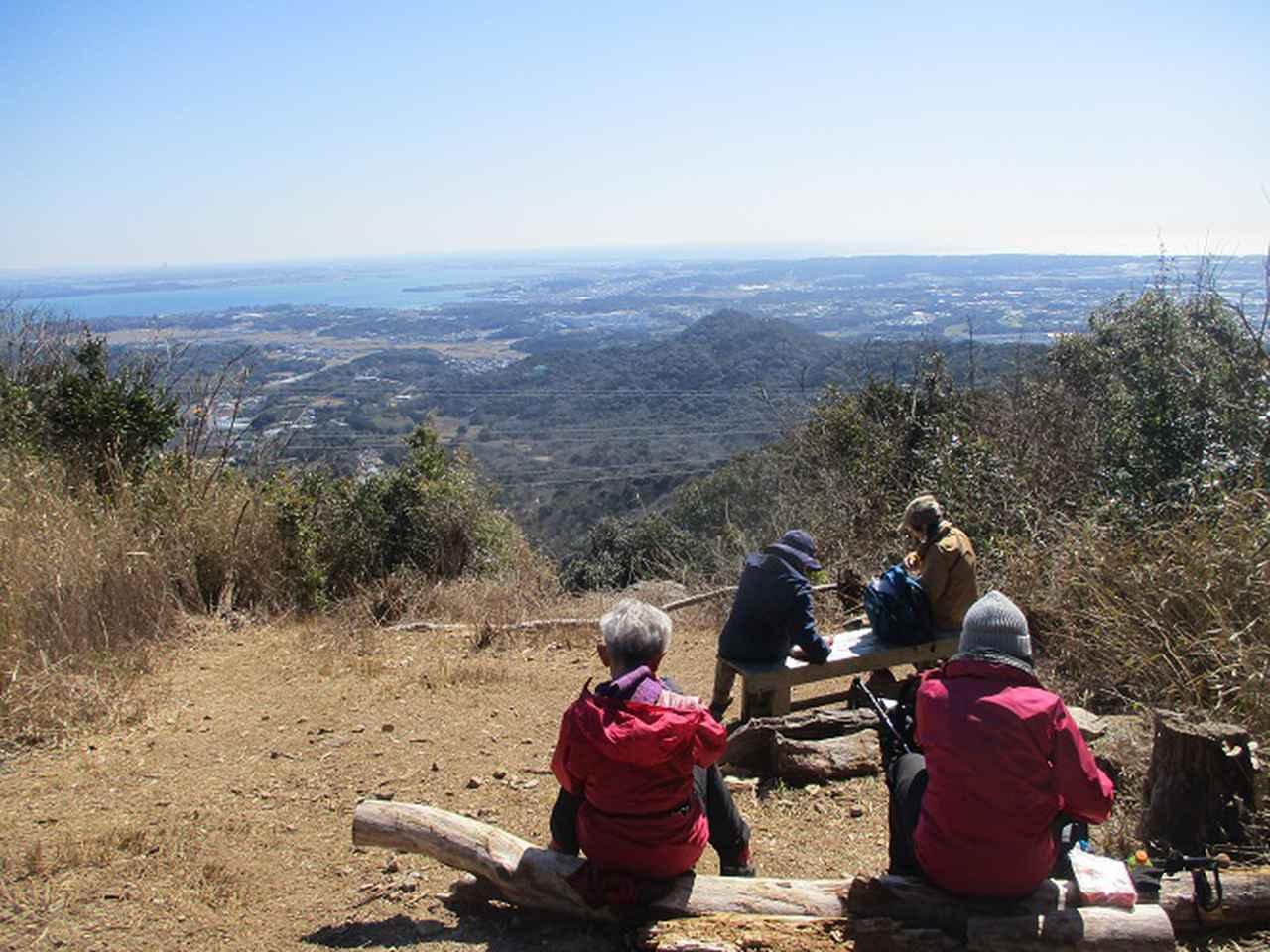 画像8: 3月5日から山旅会 「田原アルプスと神石山」 ツアーに行ってきました!