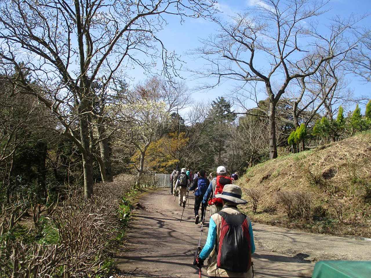 画像1: 3月13日に山旅会 「岩戸山」 ツアーに行ってきました!