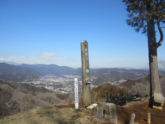 画像7: 4月の山旅会現地集合コース 天狗岩から要害山 の下見に行ってきました!