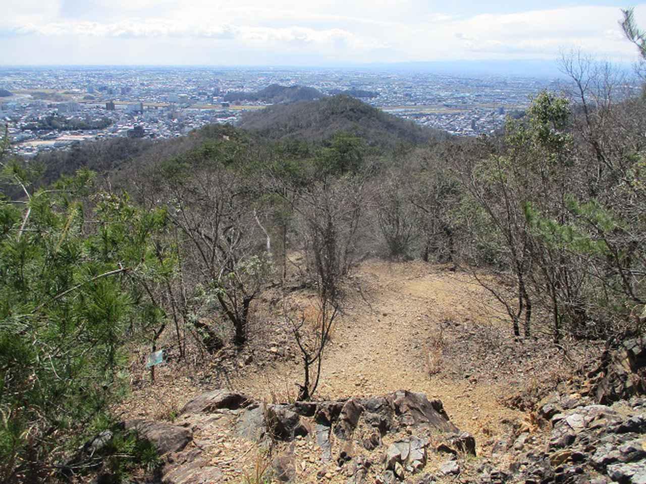画像4: 4月の山旅会 両崖山から天狗山 ツアーの下見に行ってきました!