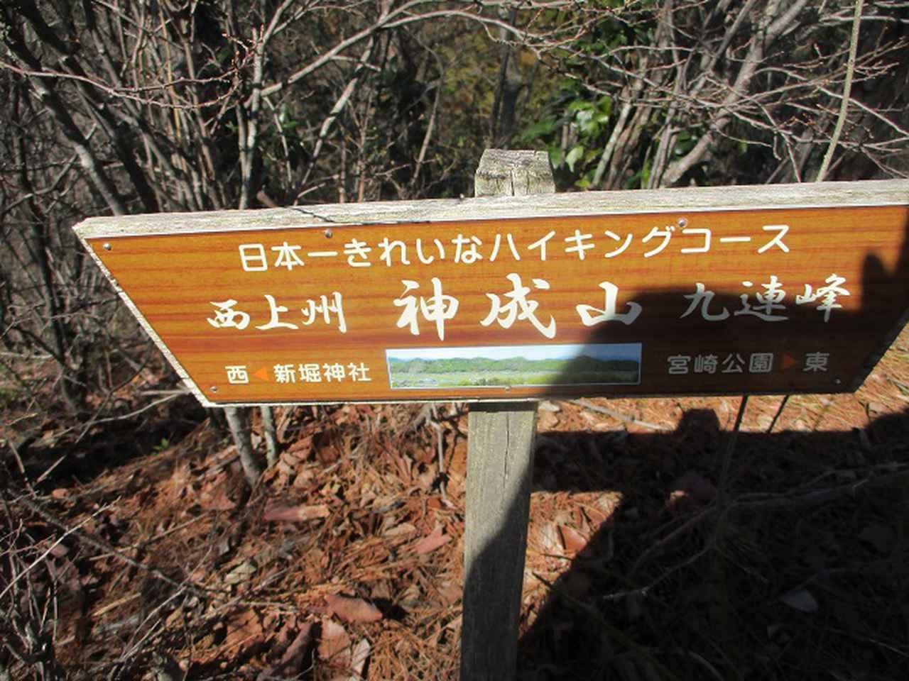 画像5: 4月の山旅会 神成山 の下見に行ってきました!