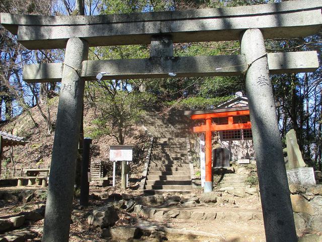 画像5: 4月の山旅会 両崖山から天狗山 ツアーの下見に行ってきました!