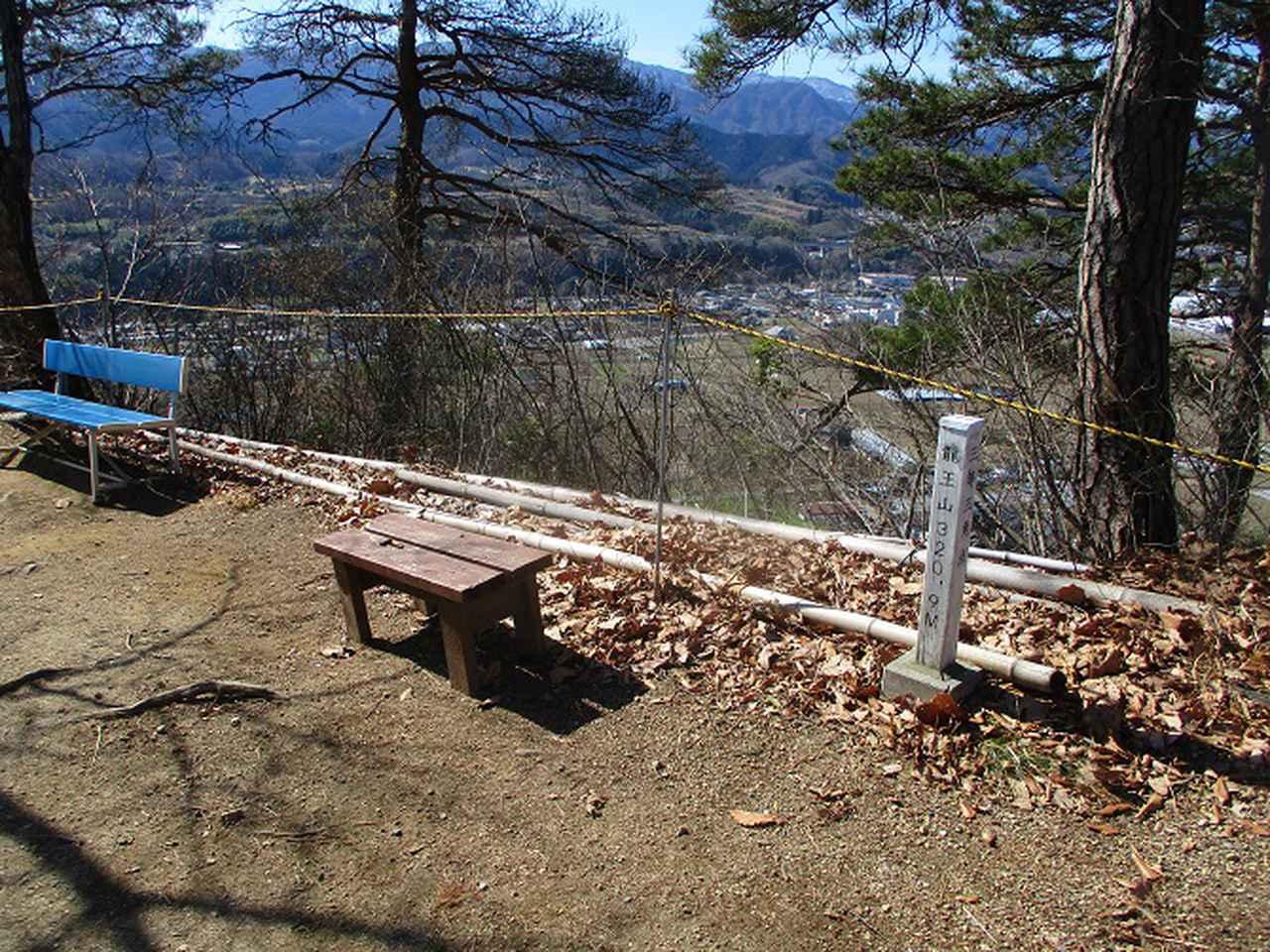 画像8: 4月の山旅会 神成山 の下見に行ってきました!