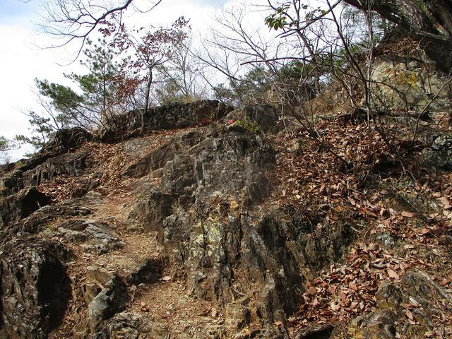 画像2: 4月の山旅会 両崖山から天狗山 ツアーの下見に行ってきました!