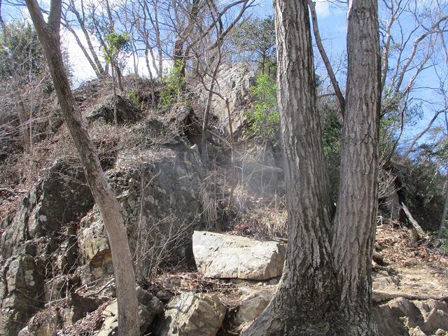 画像8: 4月の山旅会 両崖山から天狗山 ツアーの下見に行ってきました!