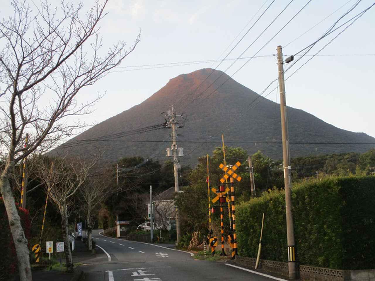 画像1: 来年春の企画素材を探して鹿児島県の 開聞岳 に行ってきました!