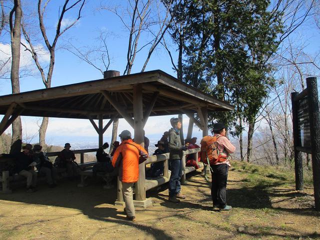 画像13: 岡田ガイドのコースで埼玉県にたたずむ 陣見山 へ行ってきました♪