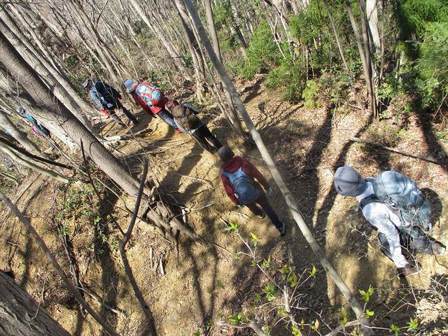 画像14: 岡田ガイドのコースで埼玉県にたたずむ 陣見山 へ行ってきました♪