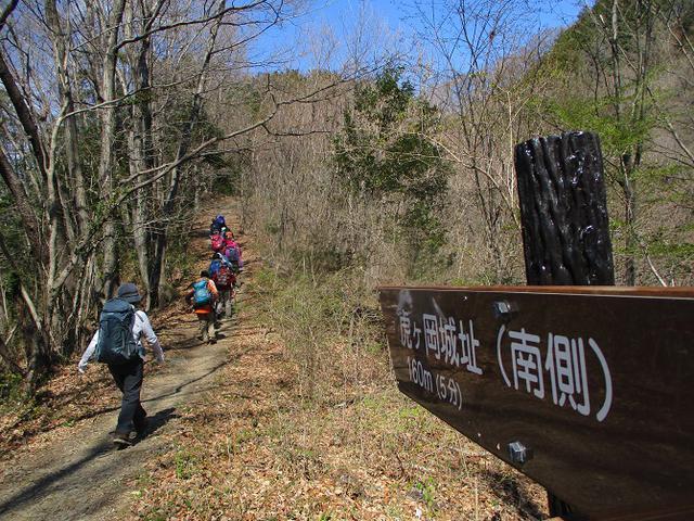 画像8: 岡田ガイドのコースで埼玉県にたたずむ 陣見山 へ行ってきました♪