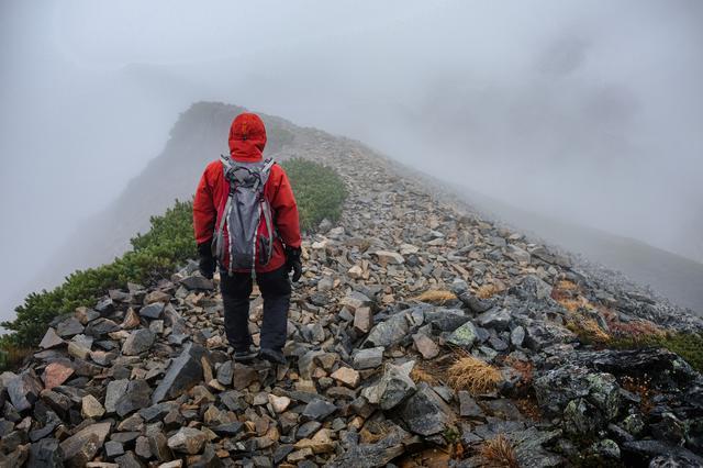 画像: 雨天時は視界も悪く状況判断が難しくなります