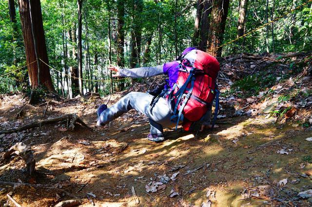 画像: 登山に怪我はつきものです