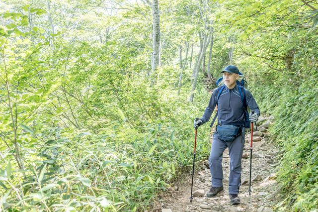 画像: 一人で登っている限りはどうしてもスキルは自己流になりがちです