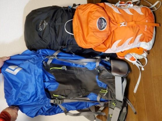 画像: 登山を始める時は必要な道具「ザック」