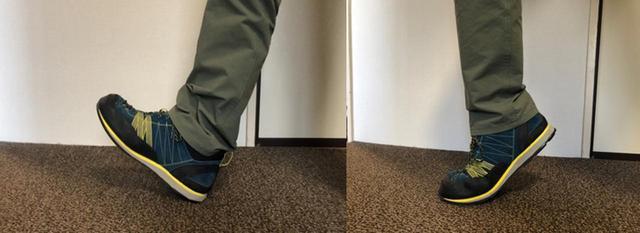 画像2: 靴底の硬さをチェックしよう