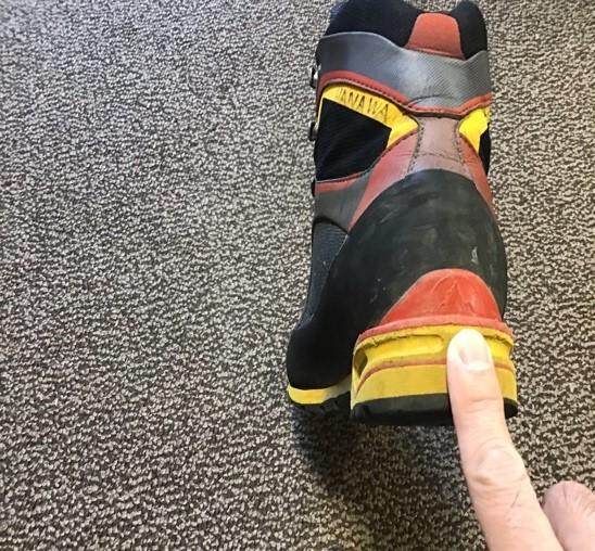 画像1: 靴底のチェックをしよう