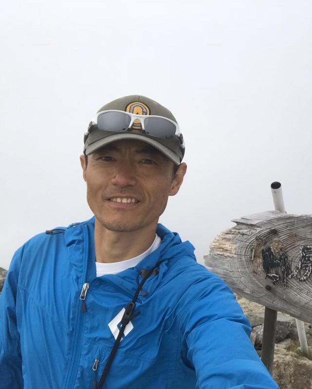 画像: 塙 周一ガイド 以前は、大手登山量販店に勤務 山旅スクールを中心に現在は登山ガイドとして活躍 丁寧かつ分かりやすいガイディングと評判 [