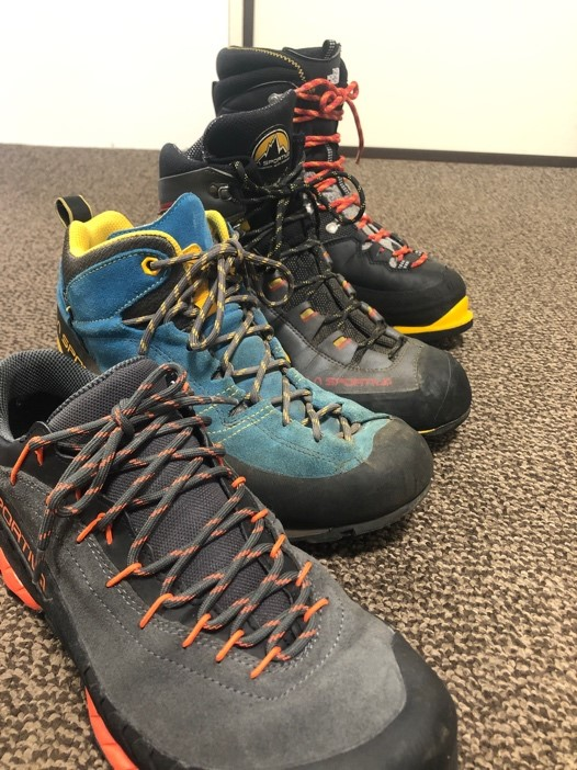 画像: 登山靴のメンテナンスをしてみよう