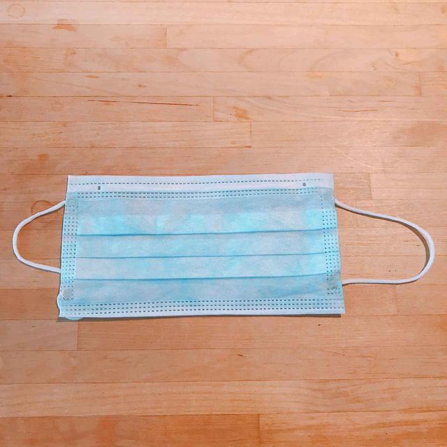 画像: 3位:不織布マスク