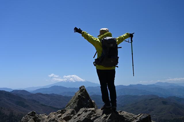 画像: 一人でも登山・ハイキングは始められる!