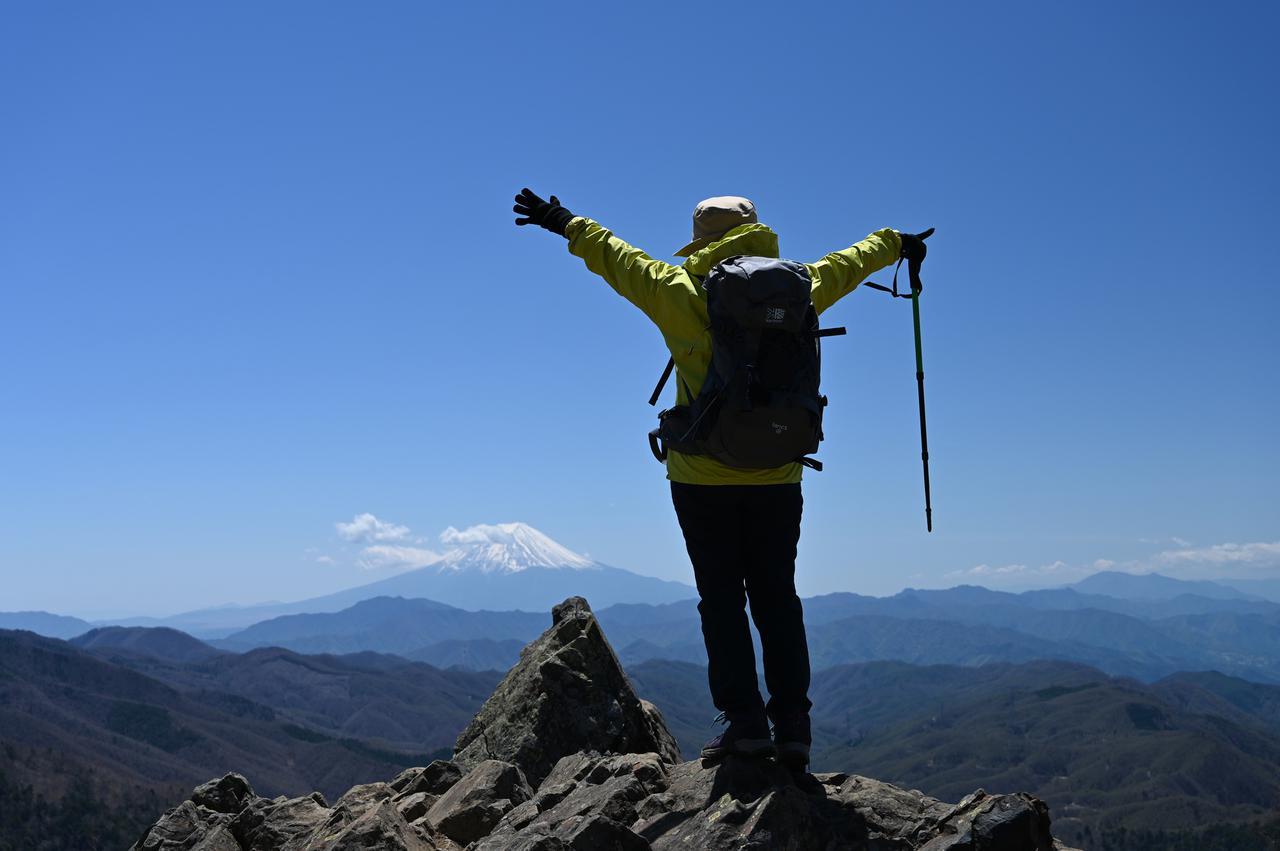 画像: はじめの一歩を踏み出して、登山を趣味にしよう!