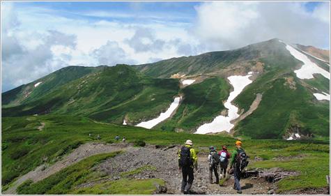 画像: 大雪山【だいせつざん】登山|北海道・日本百名山ツアー