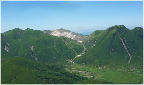 画像: 九重山