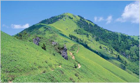 画像: 剣山【つるぎさん】登山|徳島県・日本百名山ツアー|