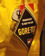 画像: ゴアテックスのロゴ