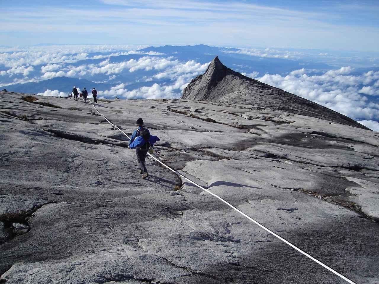 画像: 標高が上がるほど平地とは環境が変わります