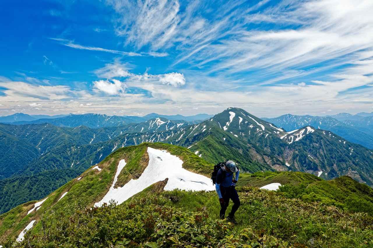 画像: 同じ山歩きでも違いはあるの?