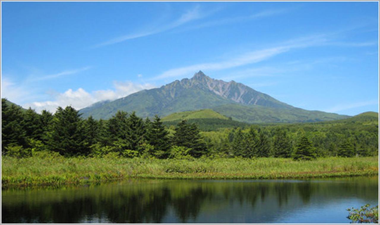 画像: 利尻山は「日本百名山」「花の百名山」「北海道百名山」など様々な百名山に選ばれています