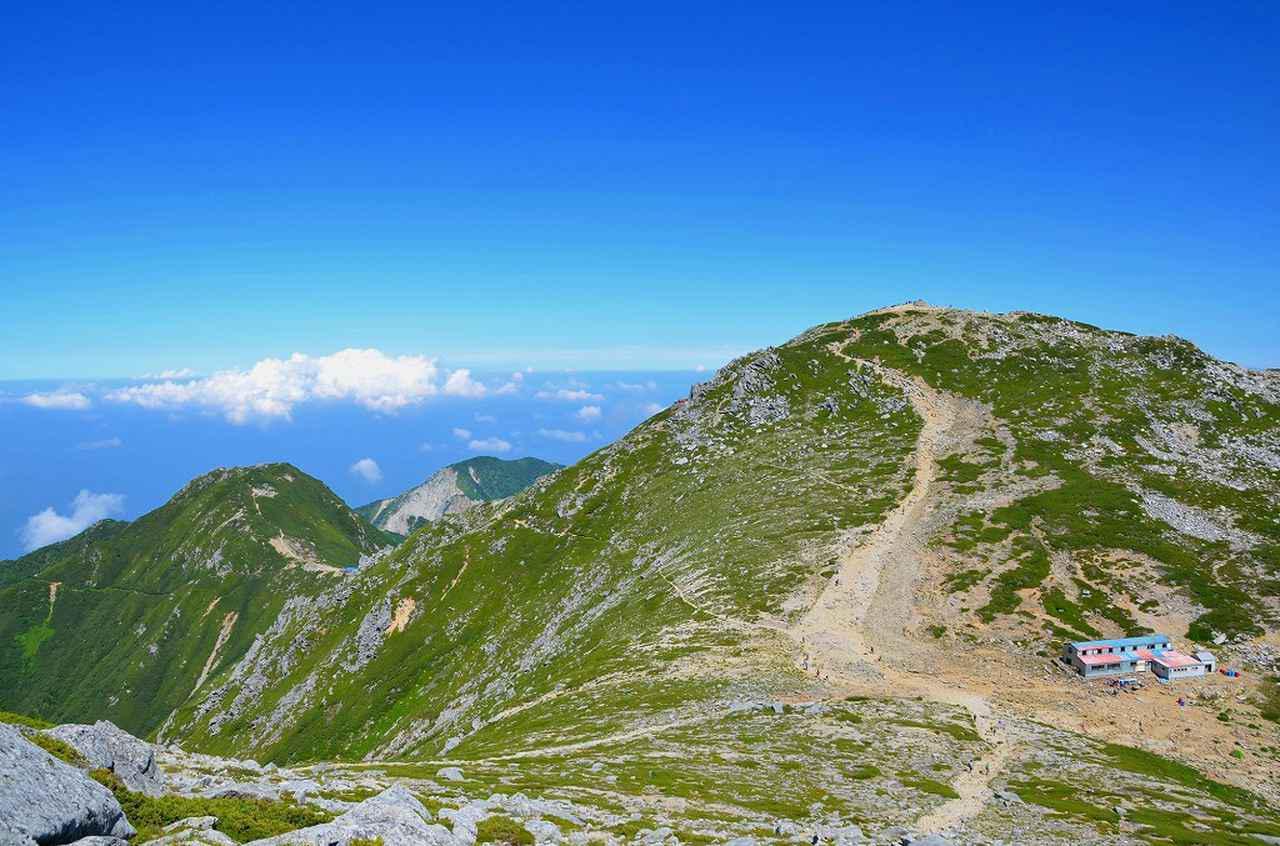画像: 登山と標高の関係~標高差、気温、森林限界、高山病~