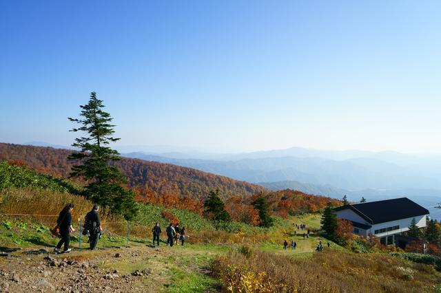 画像: 森吉山・紅葉をガイド同行で楽しむ(イメージ)