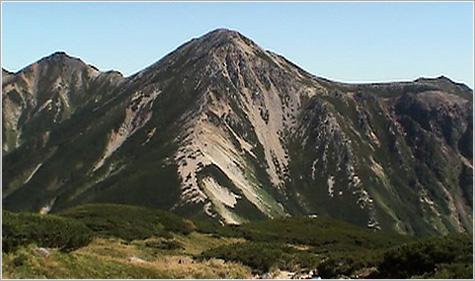 画像: 鷲羽岳【わしばだけ】登山