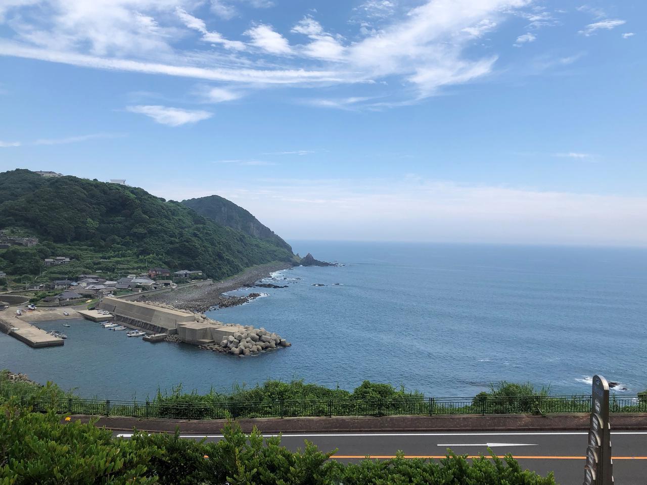 画像: 外海海岸