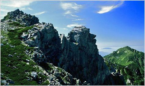 画像: 木曽駒ヶ岳【きそこまがたけ】