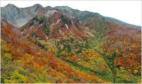 画像: 雨飾山【あまかざりやま】