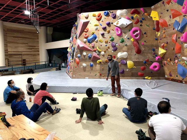 画像: 平山ユージさんからのワンポイントアドバイス(有り難い!!)